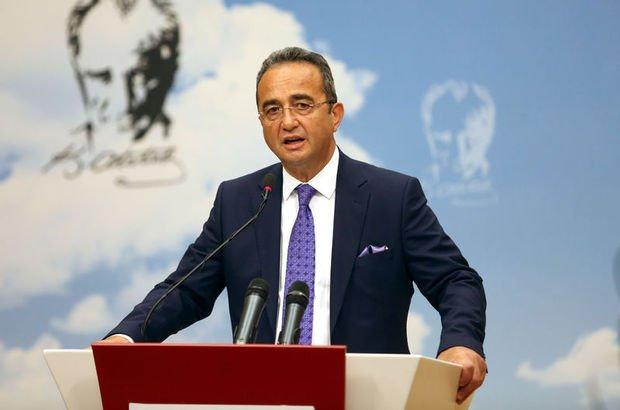 Bülent Tezcan'dan muhaliflere baskı iddiasına yanıt