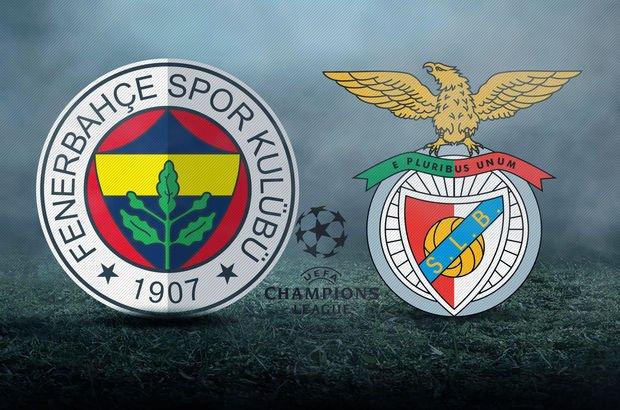 Fenerbahçe Benfica maçı ne zaman? FB Şampiyonlar Ligi ön eleme maçı tarihi...