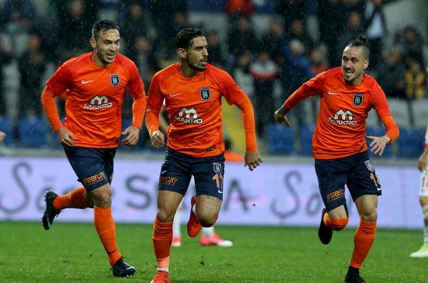 Medipol Başakşehir - Eibar hazırlık maçı sonucu