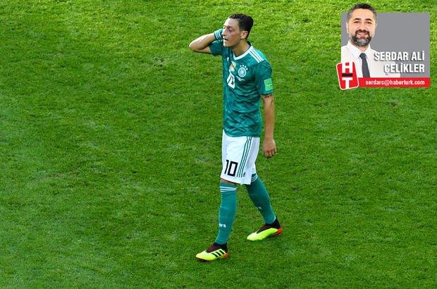 Serdar Ali Çelikler'den TFF'ye çağrı: EURO 2024 tanıtım yüzümüz Mesut Özil olsun!