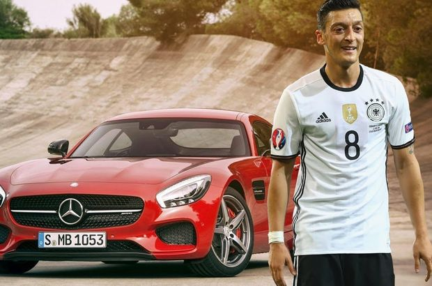 Mesut Özil'e Mercedes'ten cevap