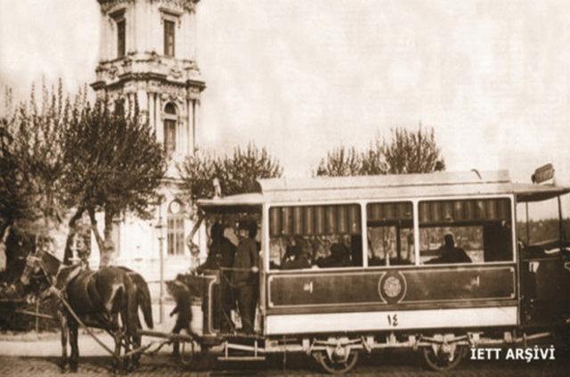 İETT arşivinden çıkan eski İstanbul fotoğrafları
