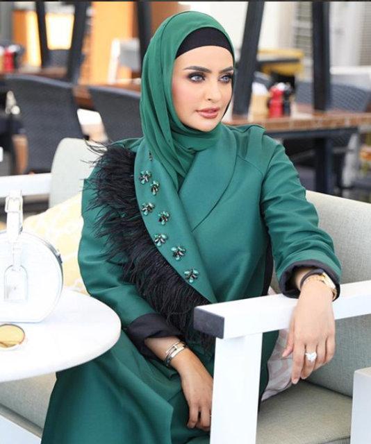Kuveytli sosyal medya fenomeni Sondos Al Kattan'dan hizmetçi öfkesi!