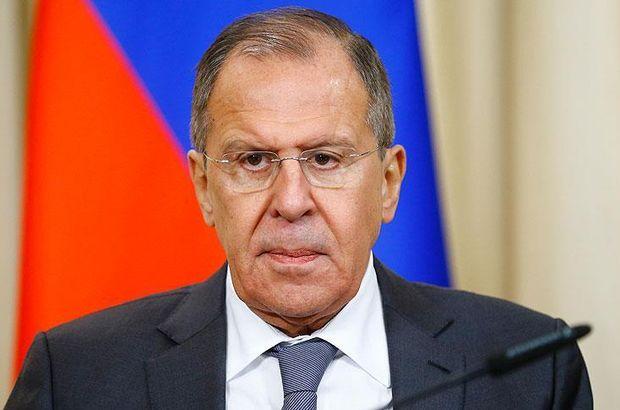 Lavrov'dan Netanyahu'ya İran teklifi