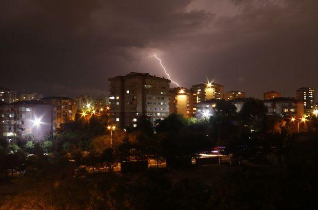 Son dakika! İstanbul hava durumu: İstanbul için meteoroloji'den son dakika yağmur uyarısı geldi