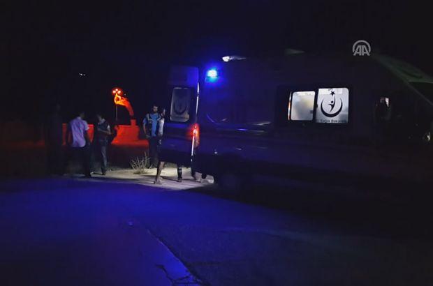 Tunceli'de düğün dönüşü kaza: 21 yaralı