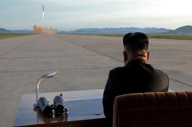Kuzey Kore 'roket fırlatma tesisini imha ediyor'