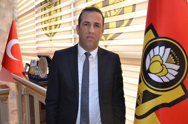 Yeni Malatyaspor Başkanı Adil Gevrek'ten transfer açıklaması