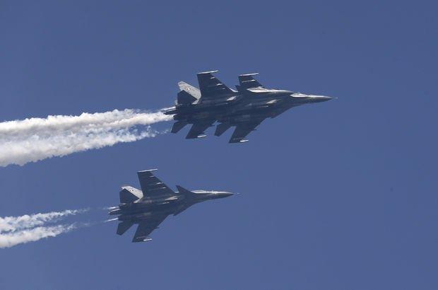 Son dakika... İsrail, Suriye'ye ait savaç uçağını düşürdüğünü duyurdu!