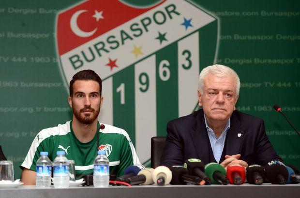 Bursasapor Başkanı Ali Ay: Harun Tekin için resmi transfer teklifi yok