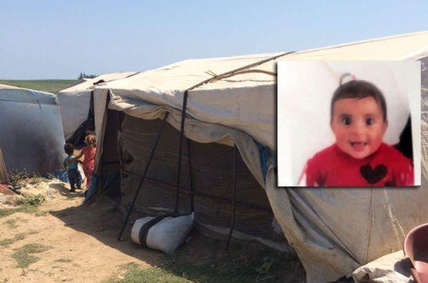 Yasmin bebeğin çadırda kahreden ölümü! Başı içinde ayakları havadaydı...