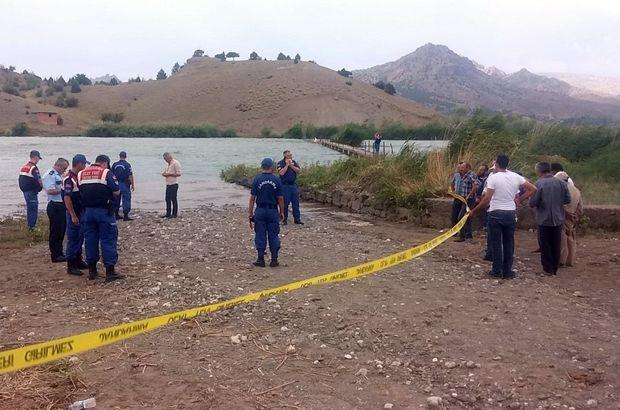 Çorum'da baraj gölüne düşen çocuk kayboldu