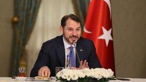 Hazine ve Maliye Bakanı Albayrak'tan ekonomi mesajı: