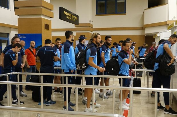 Trabzonspor yurda döndü!