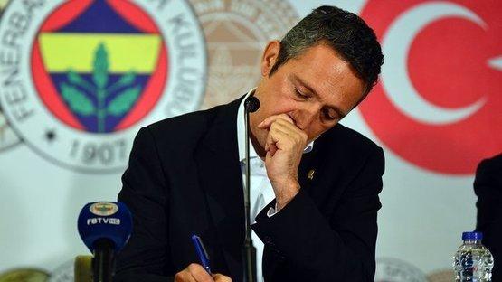 Fenerbahçe Başkanı Ali Koç açıkladı: Borç 3,2 milyar lira