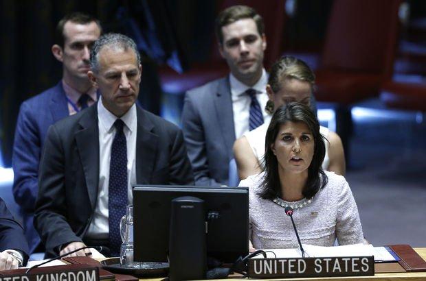 Son dakika: ABD'den Arap ülkelerine Filistin eleştirisi