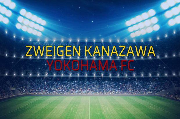 Zweigen Kanazawa - Yokohama FC karşılaşma önü