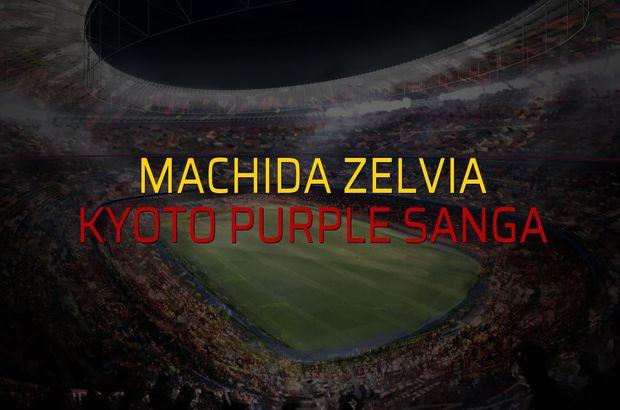 Machida Zelvia - Kyoto Purple Sanga sahaya çıkıyor