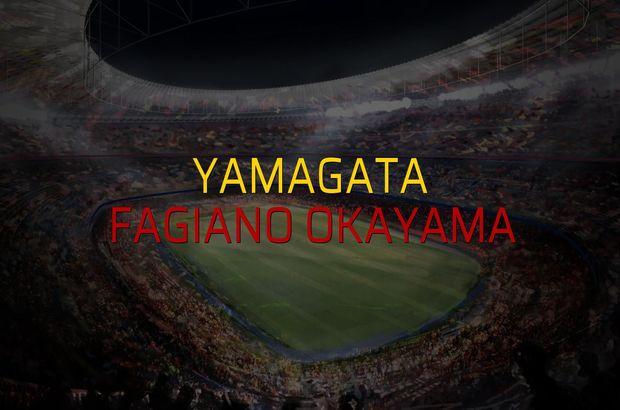 Yamagata - Fagiano Okayama düellosu