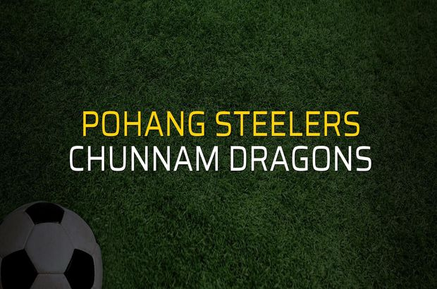 Pohang Steelers - Chunnam Dragons düellosu