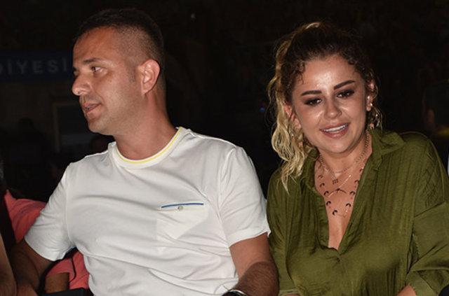 Merve Özbey yeni sevgilisi Kenan Koçak ile görüntülendi