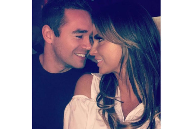 Katie Price ile Kris Boyson aşk sarhoşu - Magazin haberleri