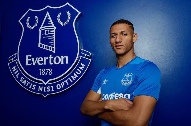 Everton'a Brezilyalı sol kanat!