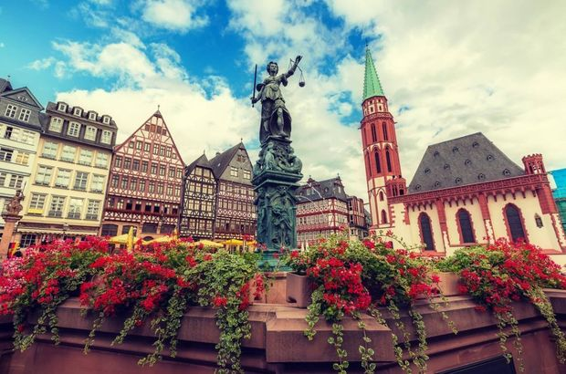 Frankfurt yemek