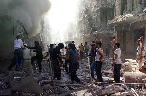 Suriye'de intihar saldırısı: Çok sayıda ölü var!