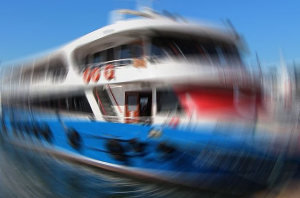 Vahim iddia: Adalar motorunda kaptan dehşeti