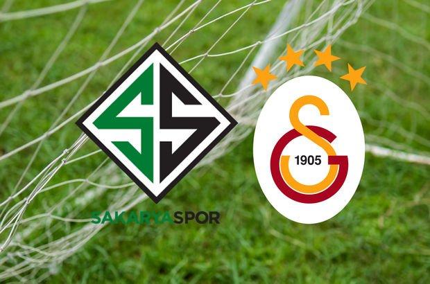 Sakaryaspor Galatasaray