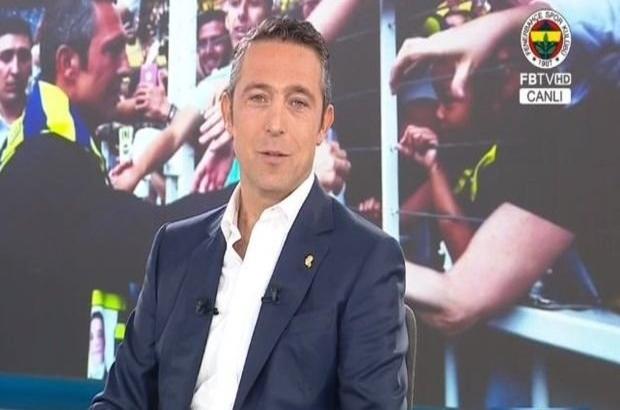 Ali Koç: Fenerbahçe'nin borcu 400 değil 621 Milyon Euro
