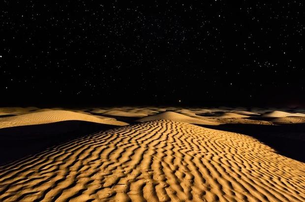 Evren'deki yıldız sayısı, Dünya'daki kum tanesi sayısından fazla mı?