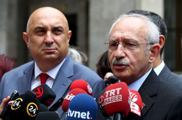 Son dakika: Kılıçdaroğlu: İmzalar hazırsa getirsinler, genel merkez yerinde duruyor
