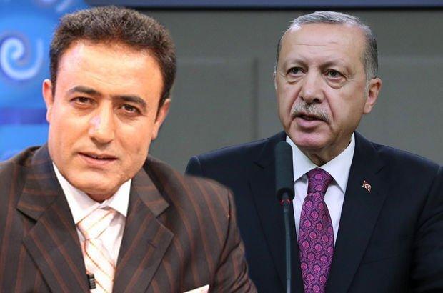 Mahmut Tuncer - Cumhurbaşkanı Recep Tayyip  Erdoğan