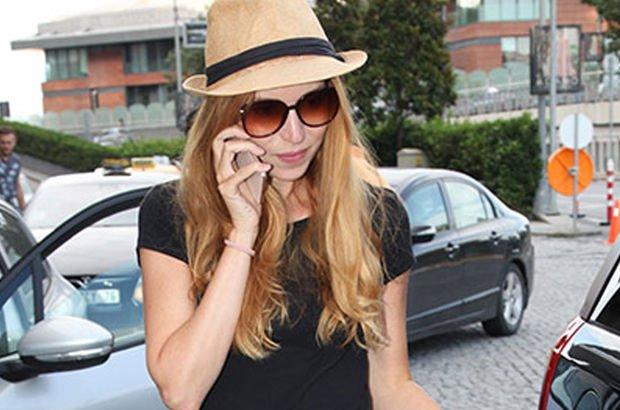 Selma Ergeç'in makyajsız güzelliği - Magazin haberleri