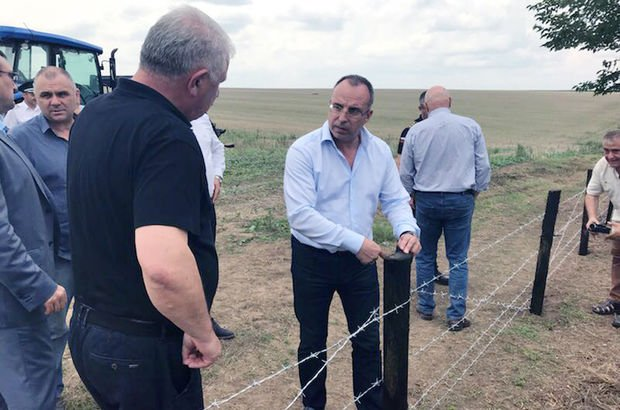 Bulgaristan'dan tel örgülü önlem