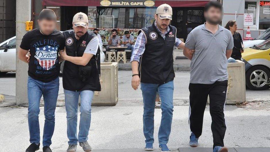 FETÖ'nün 'mahrem imam'larına tutuklama