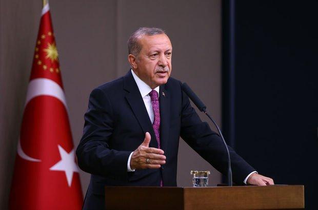 Son dakika: Erdoğan: Hiçbir şeyin garantisi yok, atanmış olanlar da görevden alınabilir