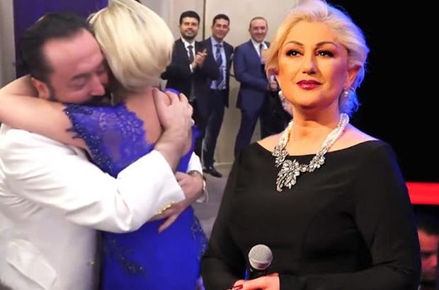 Muazzez Ersoy, Adnan Oktar