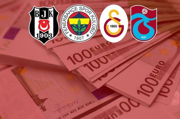Galatasaray - Fenerbahçe - Beşiktaş - Trabzonspor