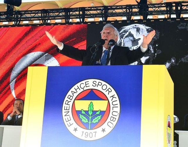 'Aziz Yıldırım'dan Ali Koç'a cevap' iddiası!