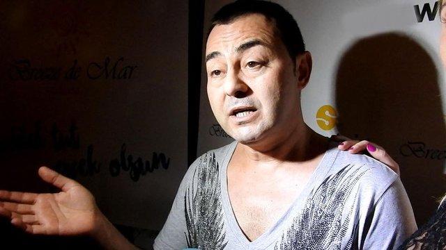 Serdar Ortaç'ın eşi Chloe Loughnan'ın transparan elbisesi dikkat çekti - Magazin haberleri