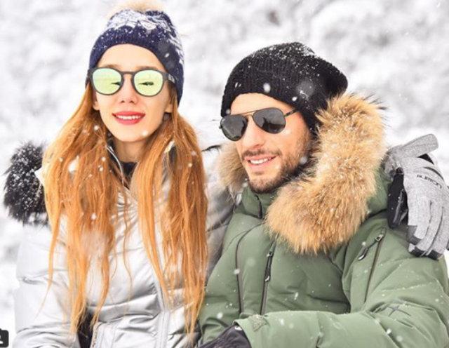 Hakan Balta'nın eşi Derya Balta'nın Bella Hadid benzerliği - Magazin haberleri