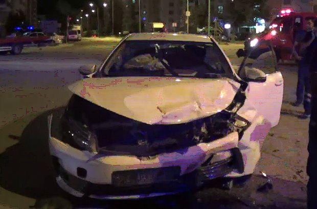 Çorum trafik kazası