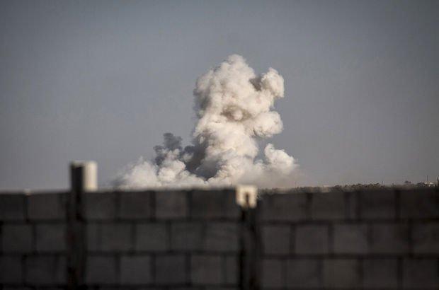 İdlib'te patlama!