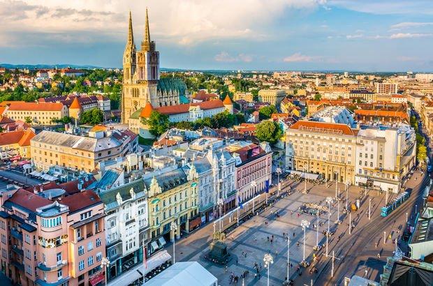 Hırvatistan Zagreb gezi rehberi
