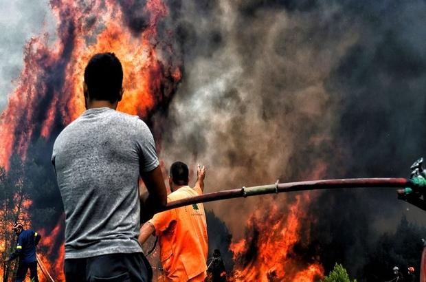 Yunanistan'da en az 80 can alan yangınlar nasıl başlıyor, tehlikeli hale gelebiliyor?
