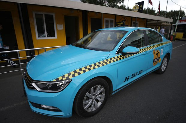 turkuaz taksi