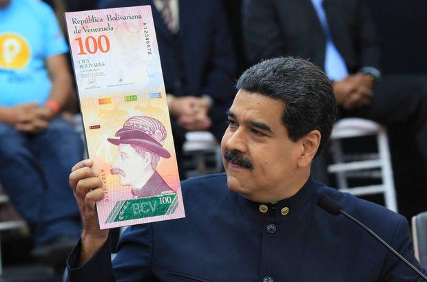 Bolivar üç sıfır